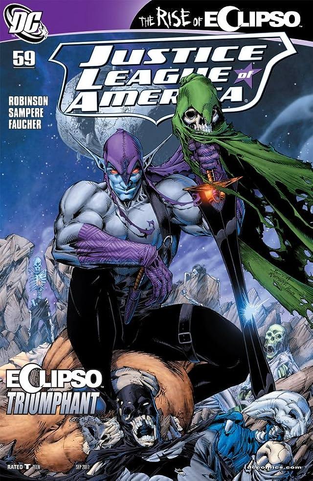 Justice League of America (2006-2011) #59