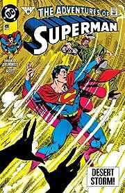 Adventures of Superman (1986-2006) #490