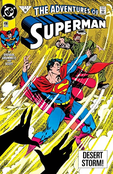 Adventures of Superman (1986-2006) #490