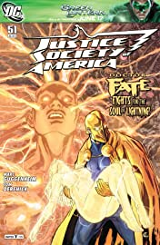 Justice Society of America (2007-2011) #51