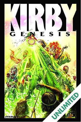 Kirby: Genesis #5
