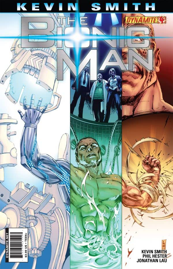 The Bionic Man #4