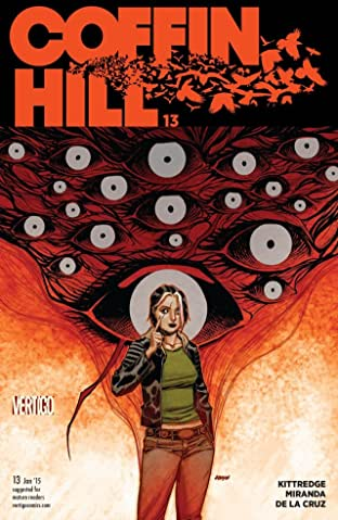 Coffin Hill (2013-2015) #13