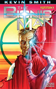 The Bionic Man No.5