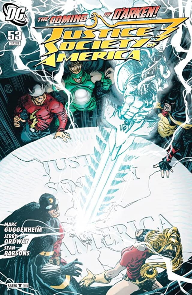 Justice Society of America (2007-2011) #53