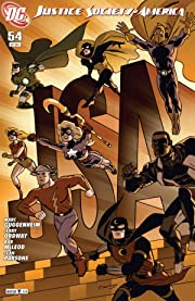 Justice Society of America (2007-2011) #54