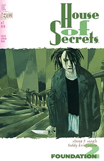 House of Secrets (1996-1998) #2