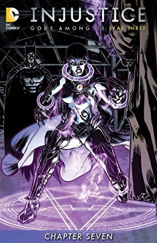 Injustice: Gods Among Us: Year Three (2014-) #7