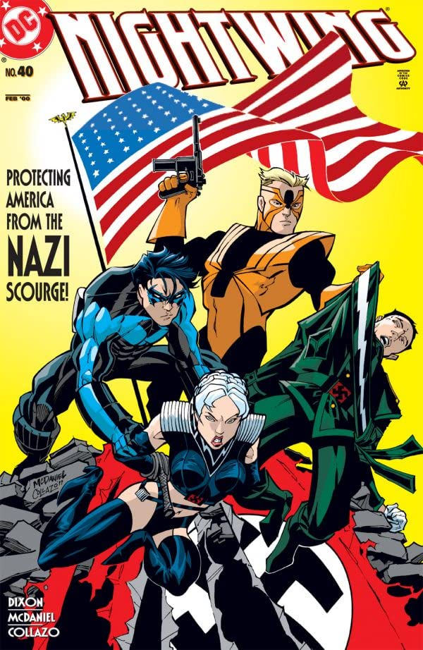 Nightwing (1996-2009) #40