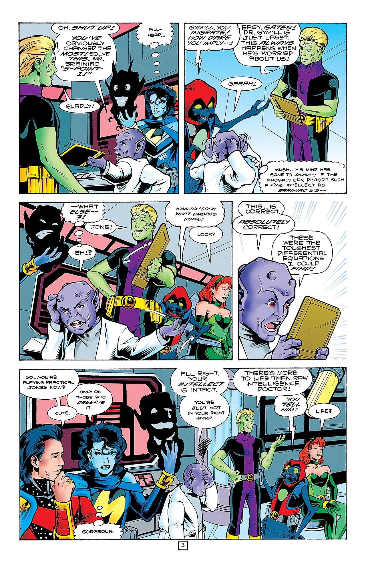 Legionnaires (1993-2000) #62