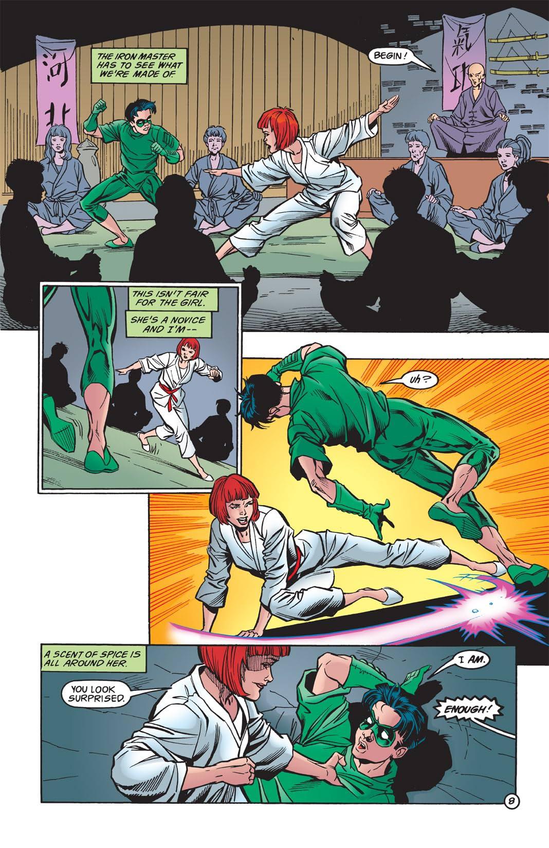 Robin (1993-2009) #50