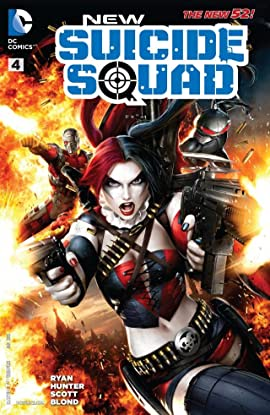 New Suicide Squad (2014-2016) #4