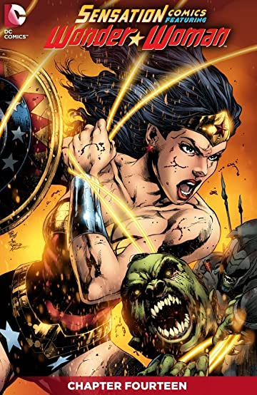 Sensation Comics Featuring Wonder Woman (2014-2015) #14