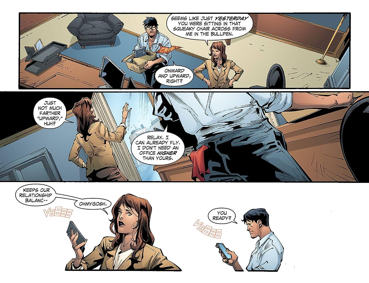 Smallville: Continuity #12