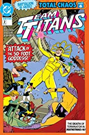 Team Titans (1992-1994) #2