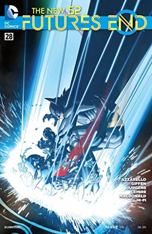 The New 52: Futures End #28