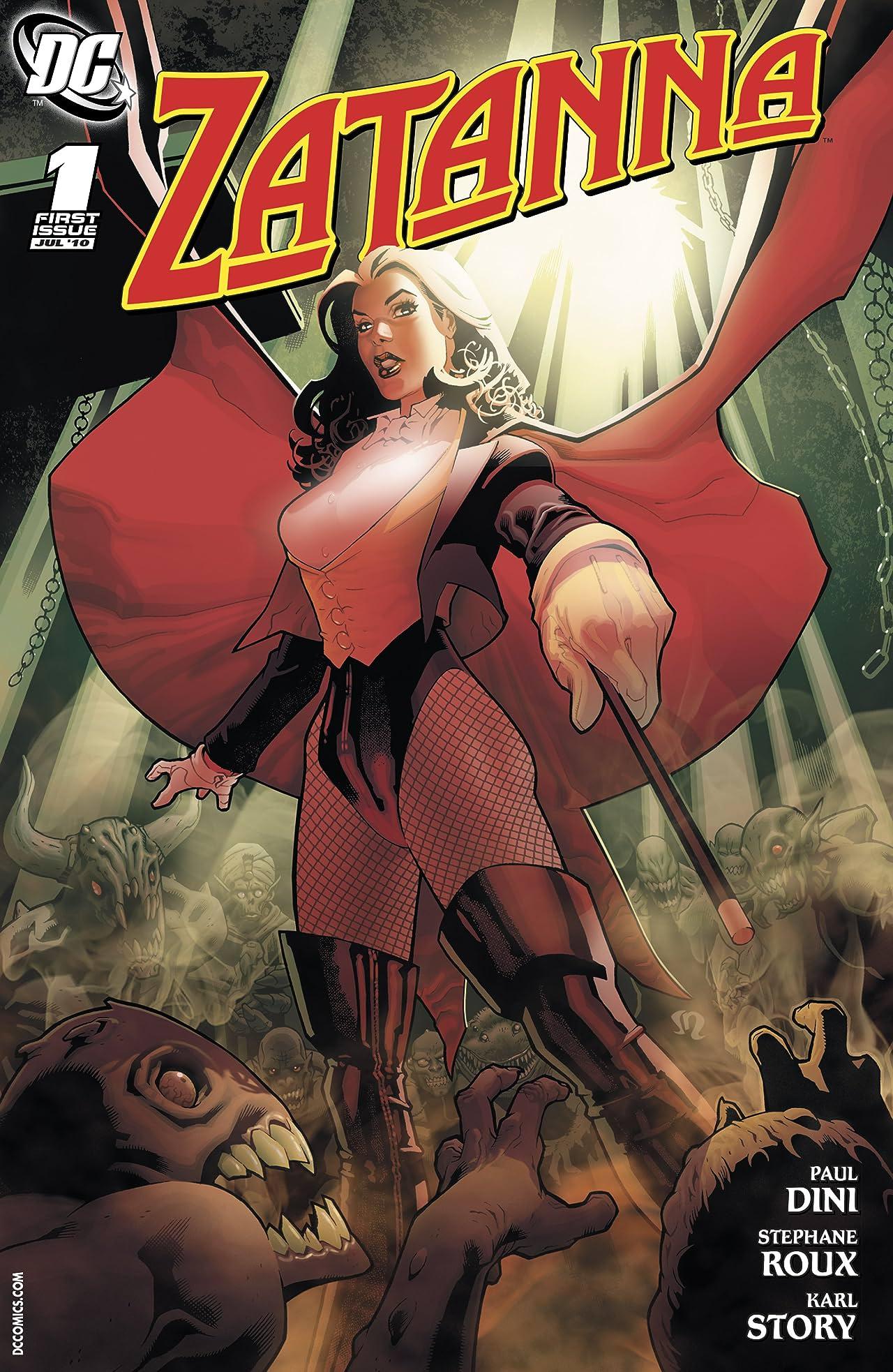 Zatanna (2010-2011) #1