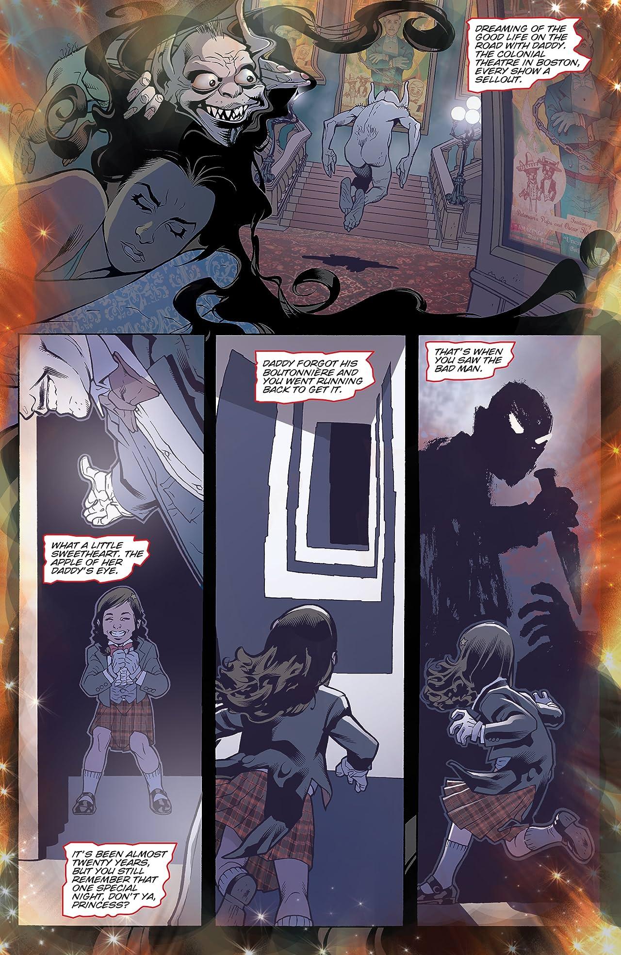 Zatanna (2010-2011) #2