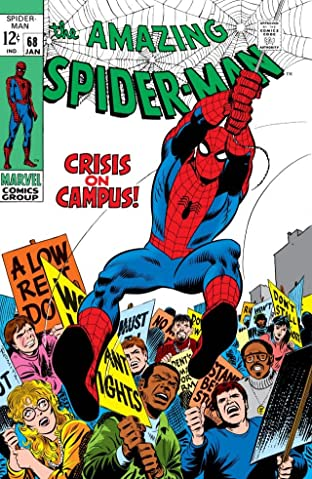 Amazing Spider-Man (1963-1998) #68