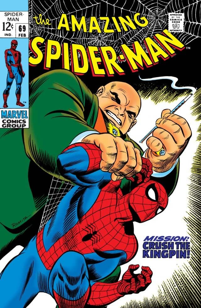 Amazing Spider-Man (1963-1998) #69