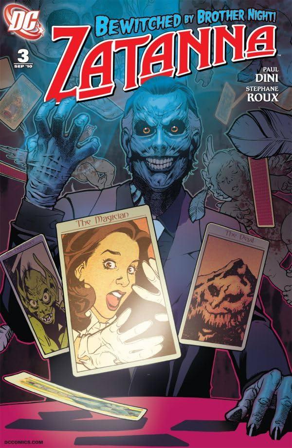 Zatanna (2010-2011) #3