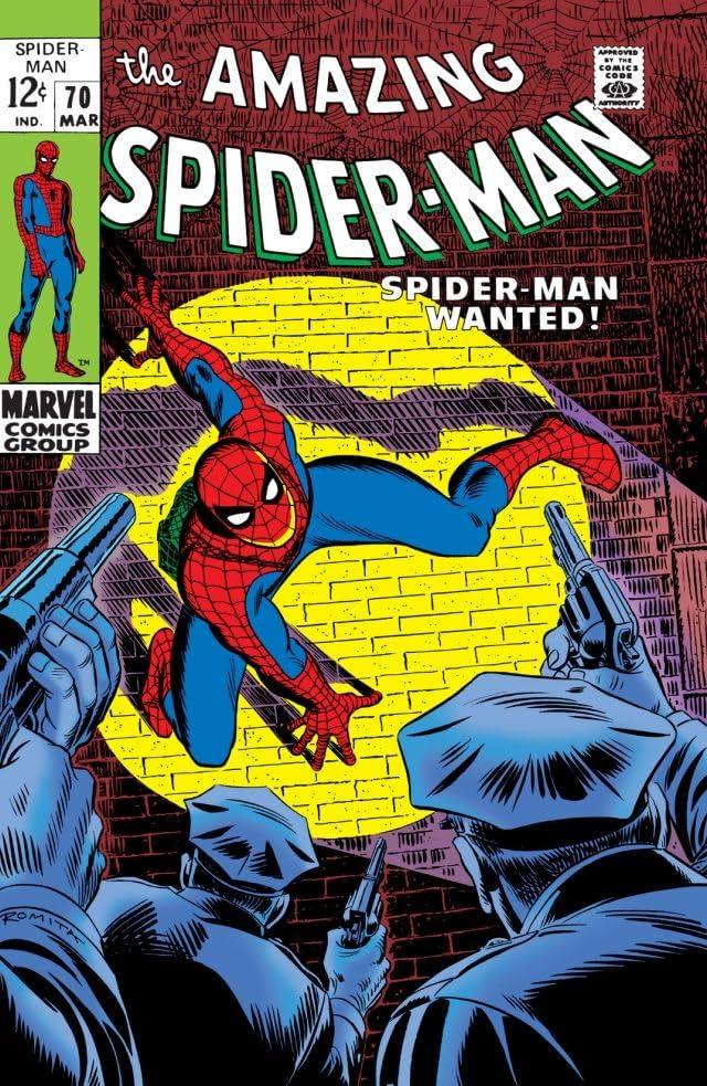 Amazing Spider-Man (1963-1998) #70