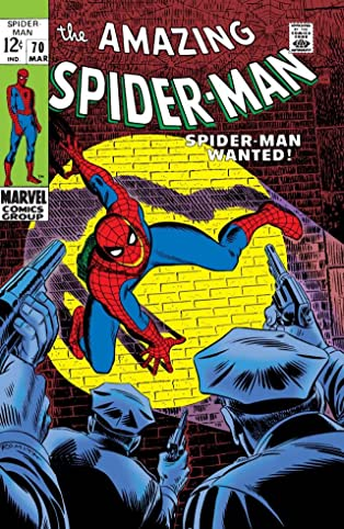 Amazing Spider-Man (1963-1998) #70