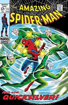Amazing Spider-Man (1963-1998) #71