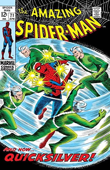 Amazing Spider-Man (1963-1998) #71