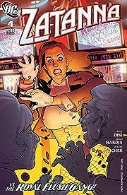 Zatanna (2010-2011) #4