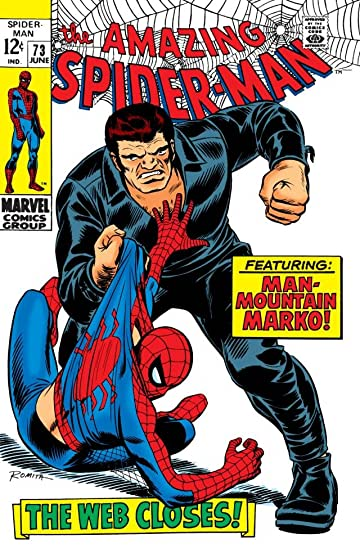 Amazing Spider-Man (1963-1998) #73