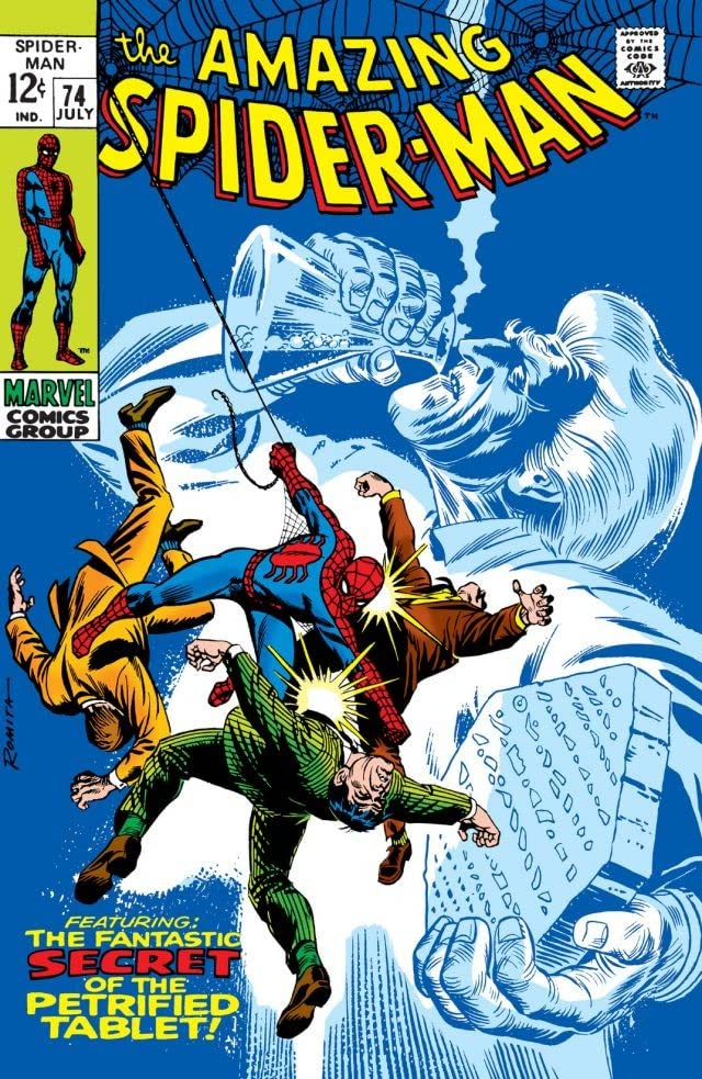 Amazing Spider-Man (1963-1998) #74