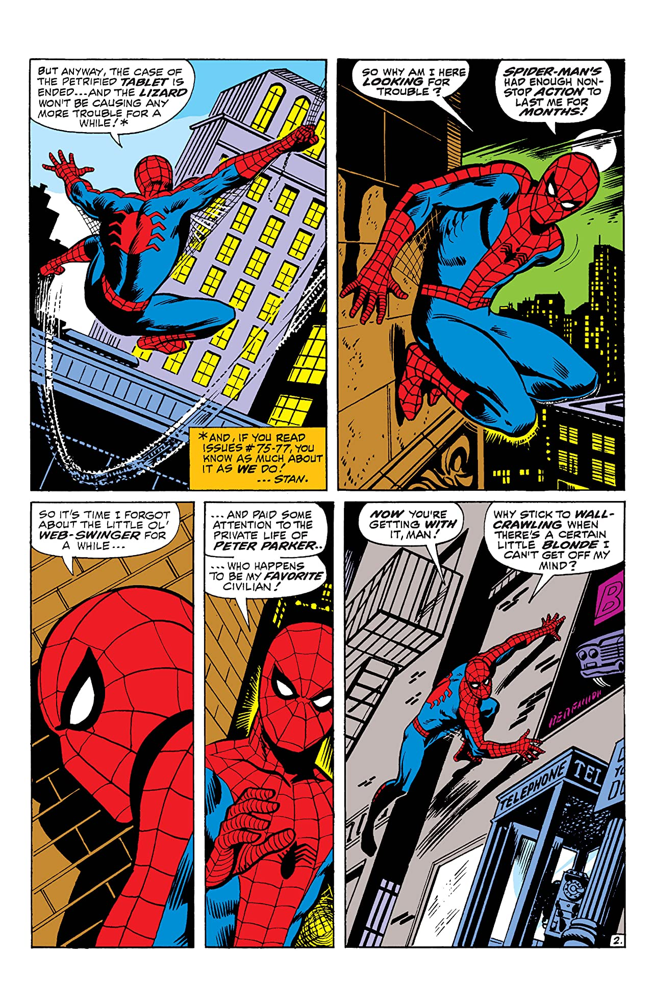 Amazing Spider-Man (1963-1998) #78