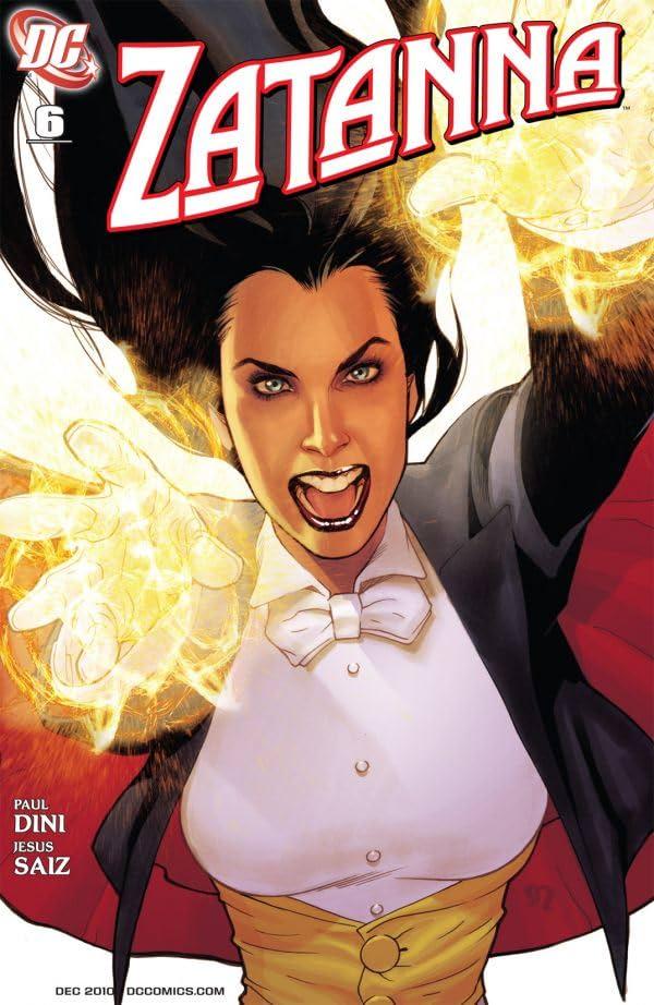 Zatanna (2010-2011) #6