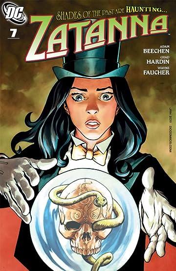 Zatanna (2010-2011) #7