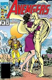 Avengers (1963-1996) #348