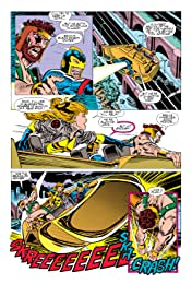Avengers (1963-1996) #349