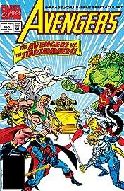 Avengers (1963-1996) #350