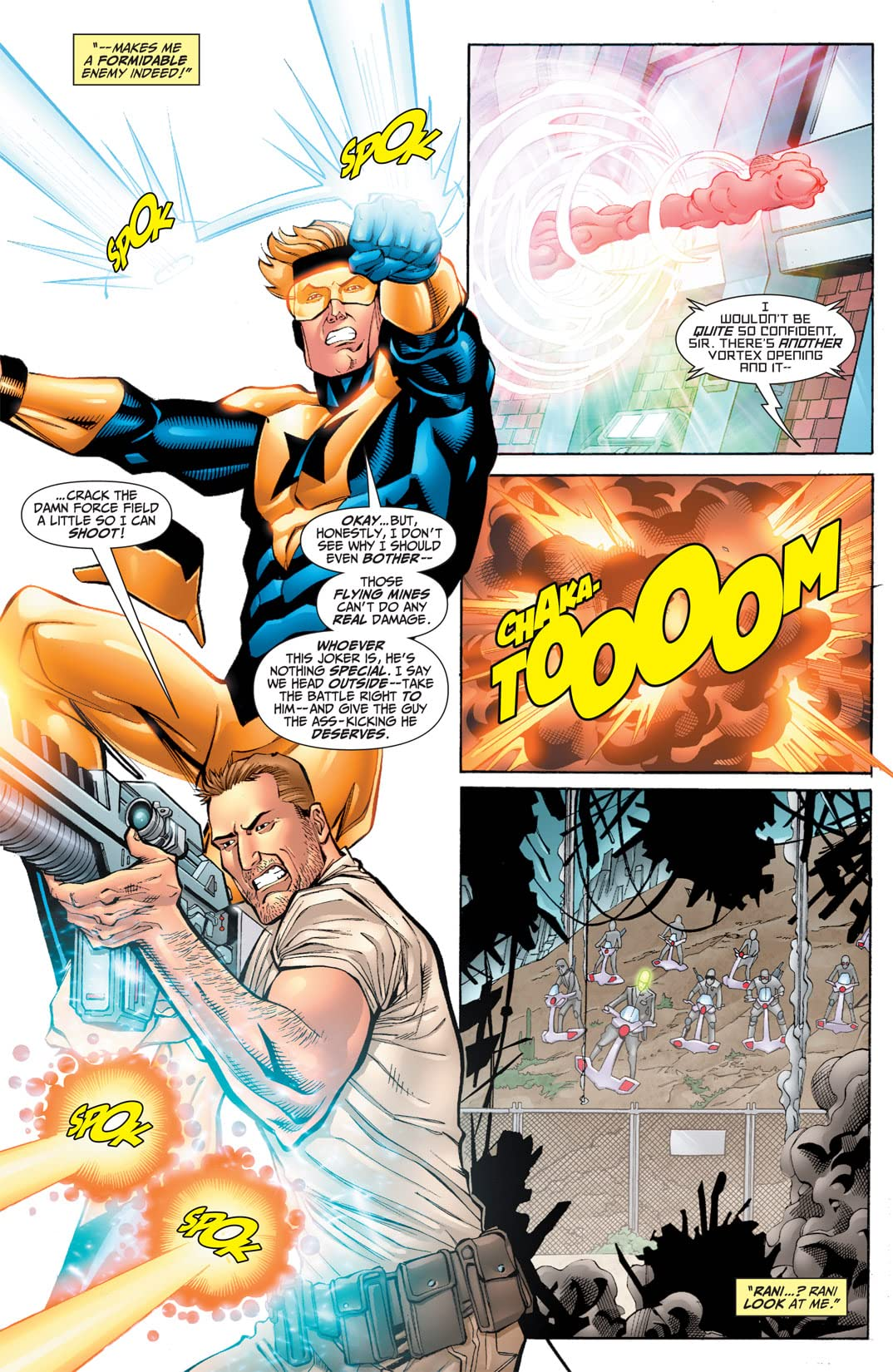 Booster Gold (2007-2011) #41