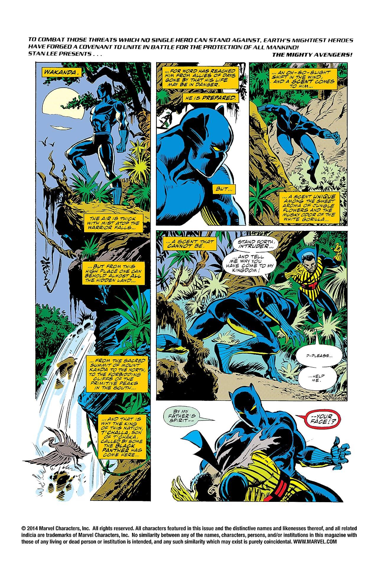 Avengers (1963-1996) #356