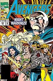 Avengers (1963-1996) #357