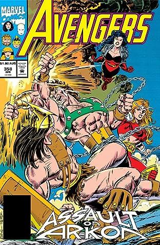 Avengers (1963-1996) #358