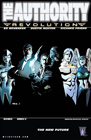 The Authority: Revolution #12 (of 12)