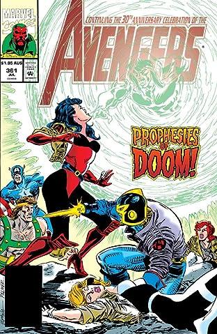 Avengers (1963-1996) #361