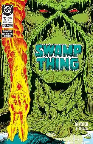 Swamp Thing (1982-1996) #72