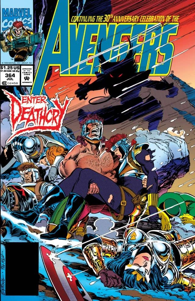 Avengers (1963-1996) #364