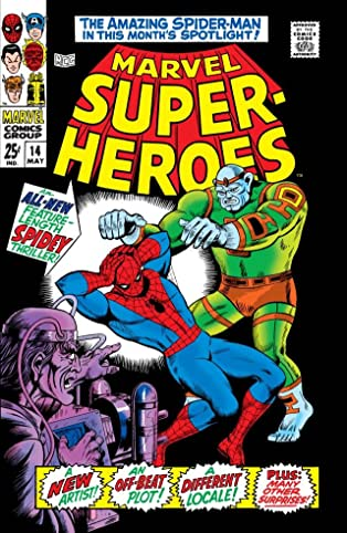 Marvel Super Heroes (1967-1982) #14