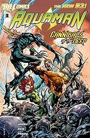 Aquaman (2011-2016) #3