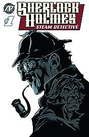 Sherlock Holmes: Steam Detective #1