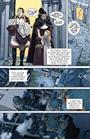 Rod Espinosa's Steampunk Snow Queen #1 (of 3)